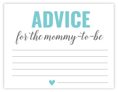 blue advice cards