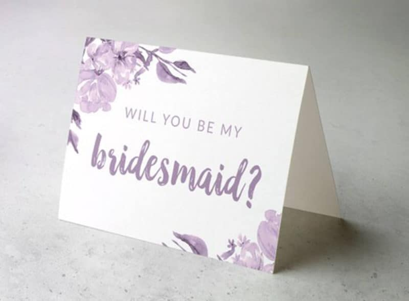 photo regarding Free Printable Bridesmaid Proposal identified as No cost Printable Will Yourself Be My Bridesmaid Playing cards - Pjs and Paint