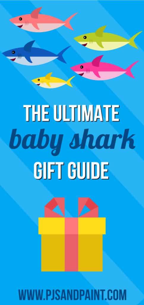 baby shark gift guide