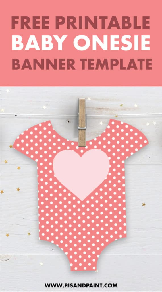 picture relating to Free Printable Baby Onesie Template named Totally free Printable Child Shower Behaviors Onesie Template