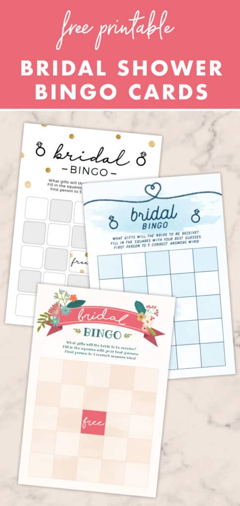photo about Free Printable Bridal Shower Bingo named Pleasurable Printable Bridal Shower Bingo Playing cards Totally free Printables