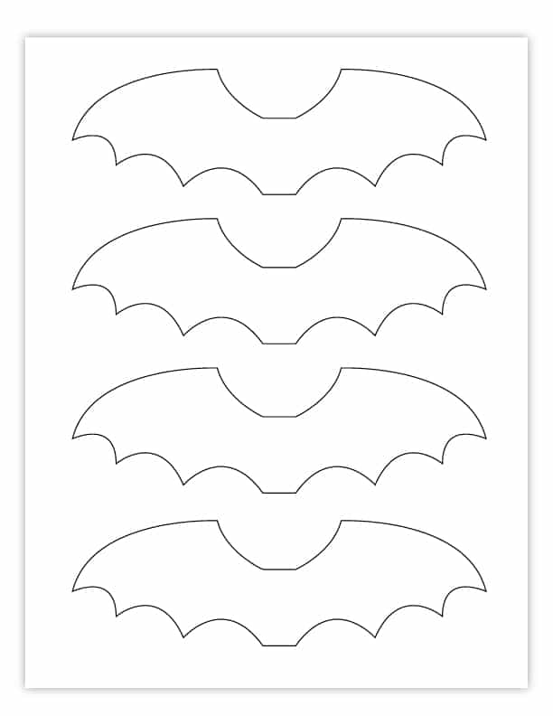 Halloween Toilet Paper Roll Bat Craft | Fun Crafts for Kids