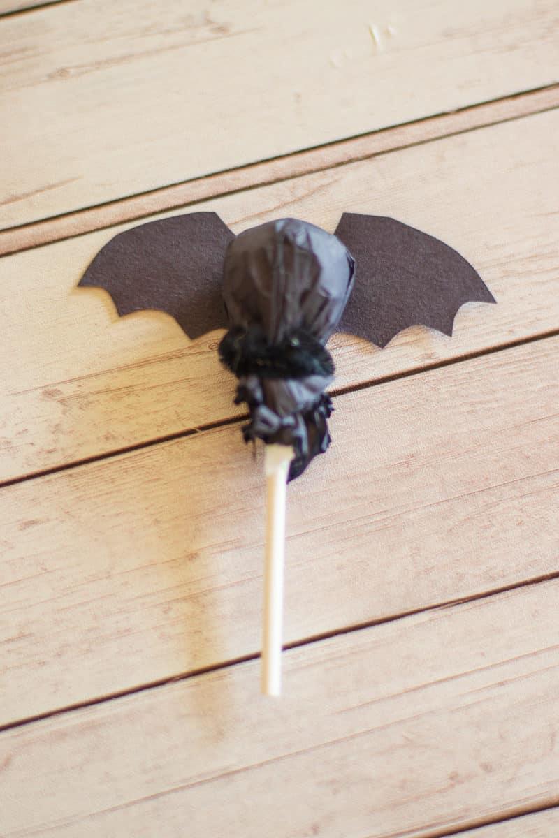 bat lollipop progress