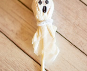 ghost lollipop