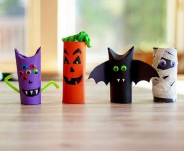 halloween toilet paper roll crafts