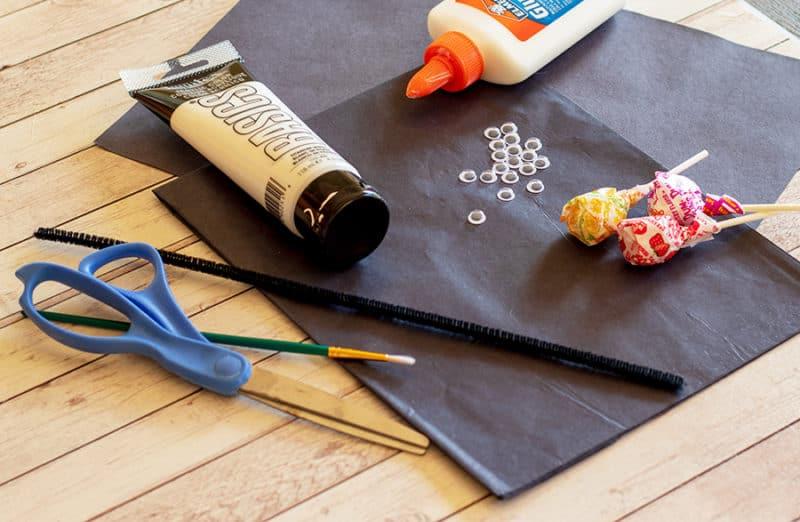 lollipop bat supplies
