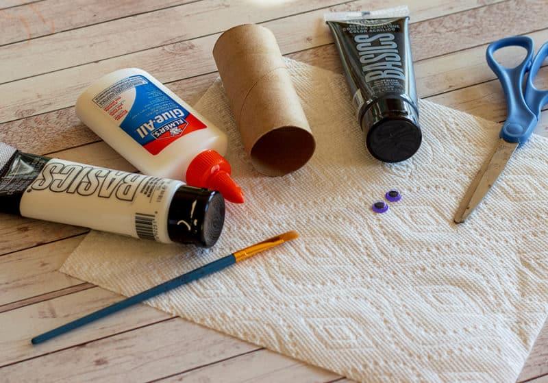 mummy paper towel supplies