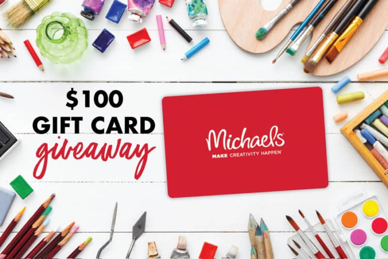 Michaels giftcard giveaway