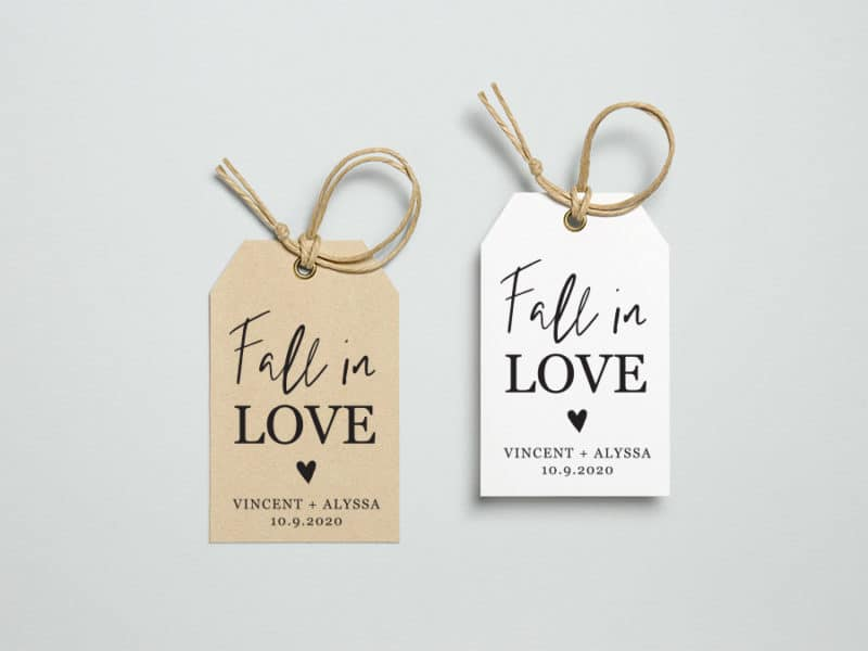 fall in love mockups