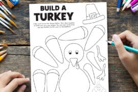 build a turkey