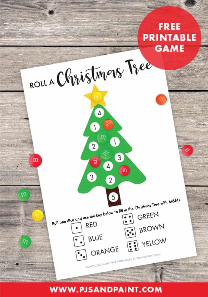 roll a christmas tree pinterest