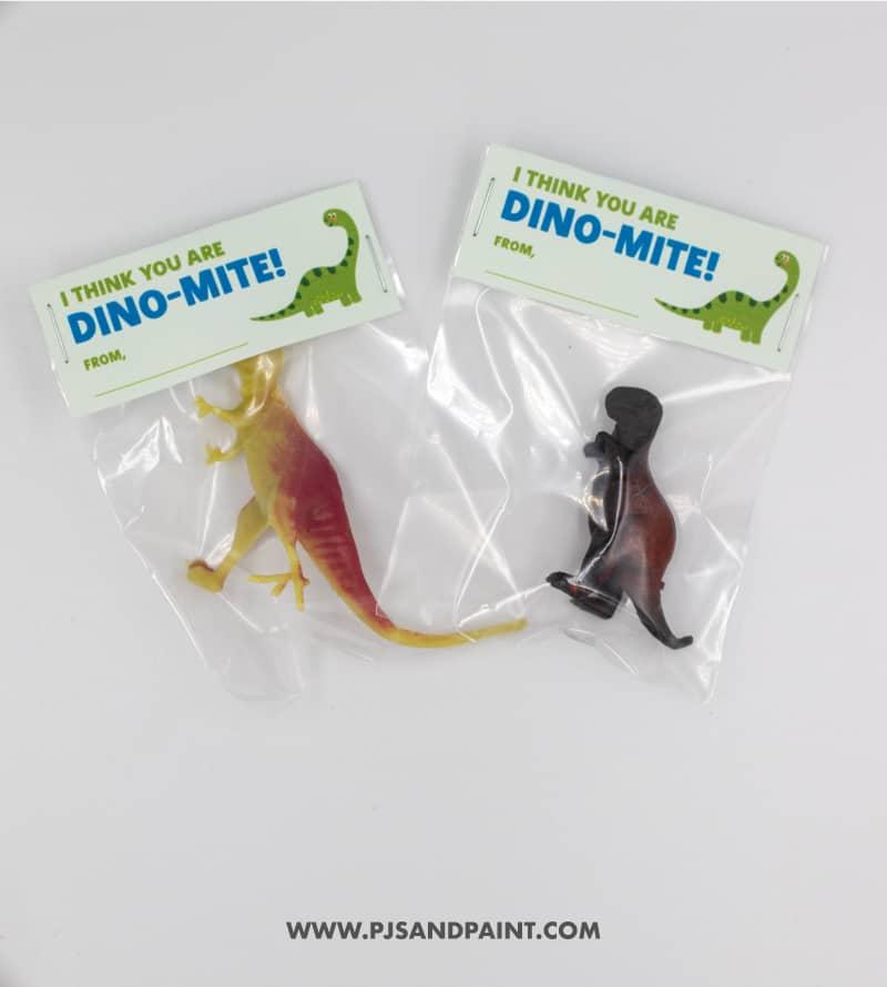 dinosaur valentine