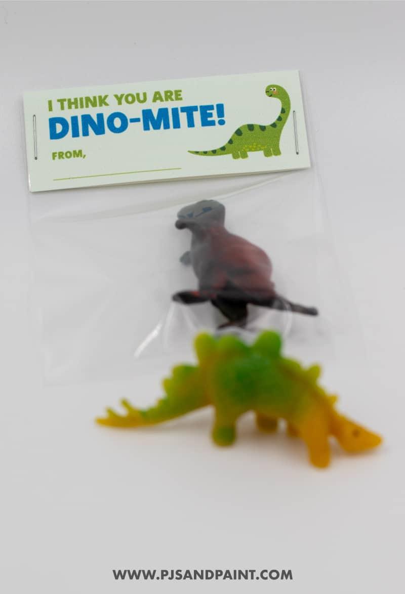 free printable dinosaur valentine