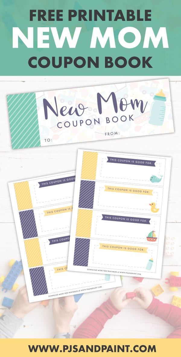 new mom coupon book pinterest