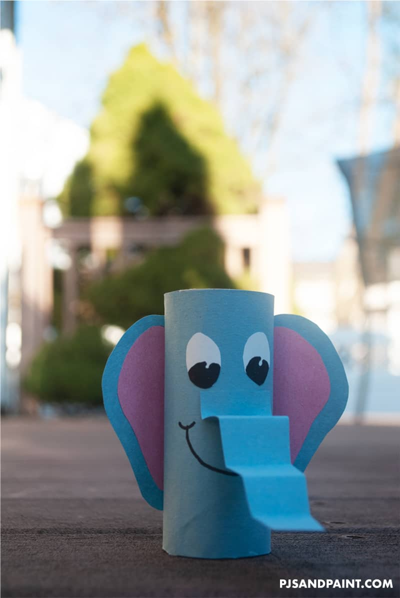 elephant toilet paper roll