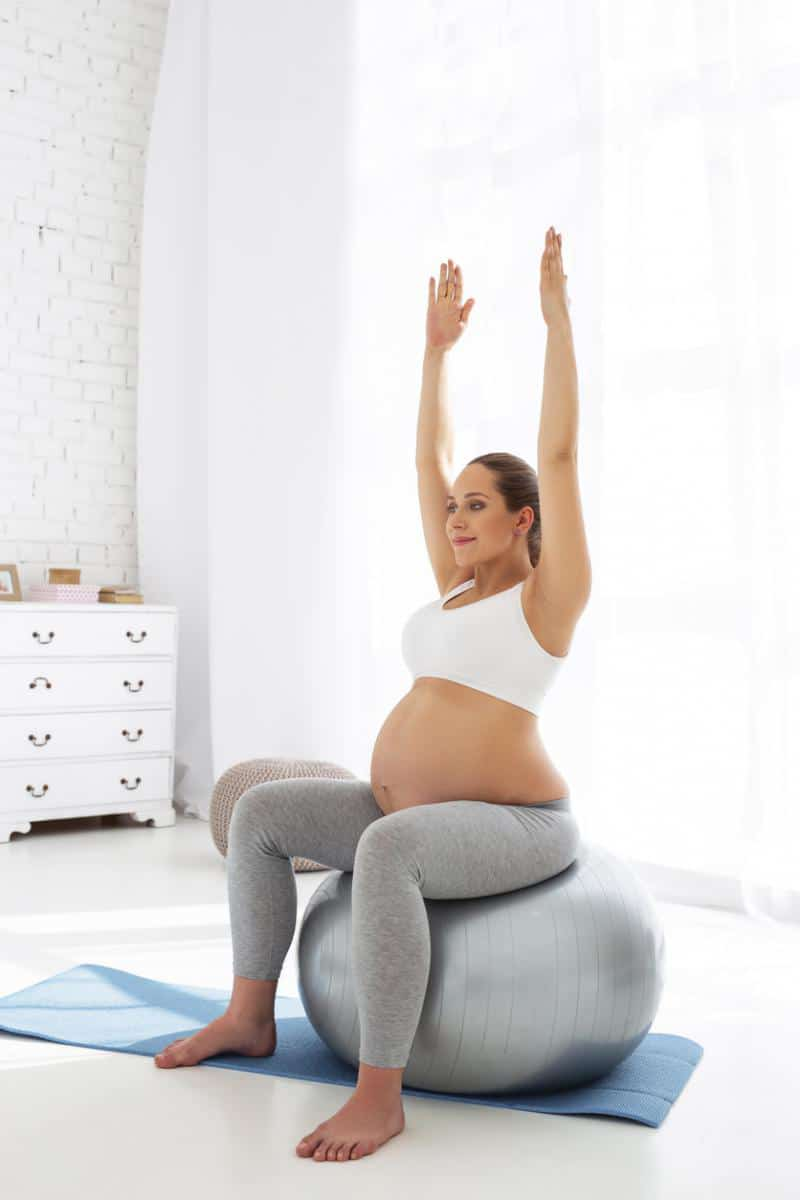 reducing fears in pregnancy