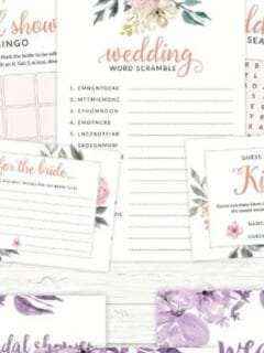 floral bridal shower thumbnail