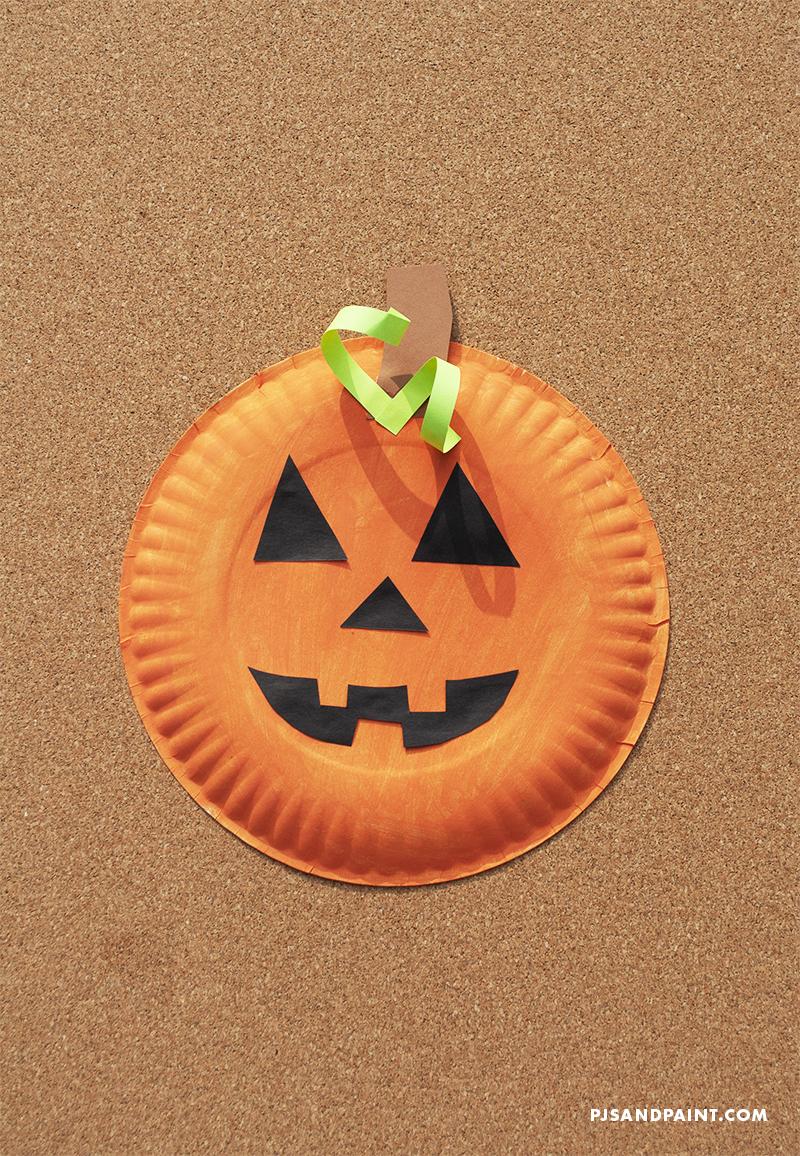 pumpkin plate version 2