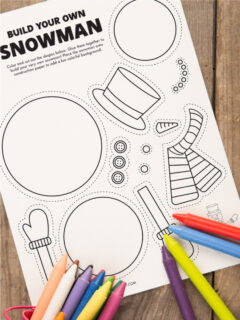 build a snowman featured image