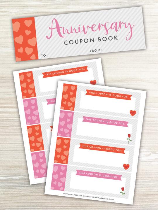 anniversary coupon book thumbnail