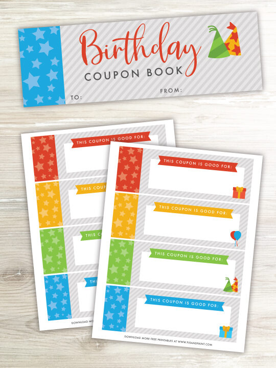 birthday coupon book thumbnail