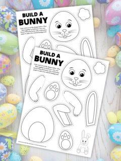build a bunny thumbnail