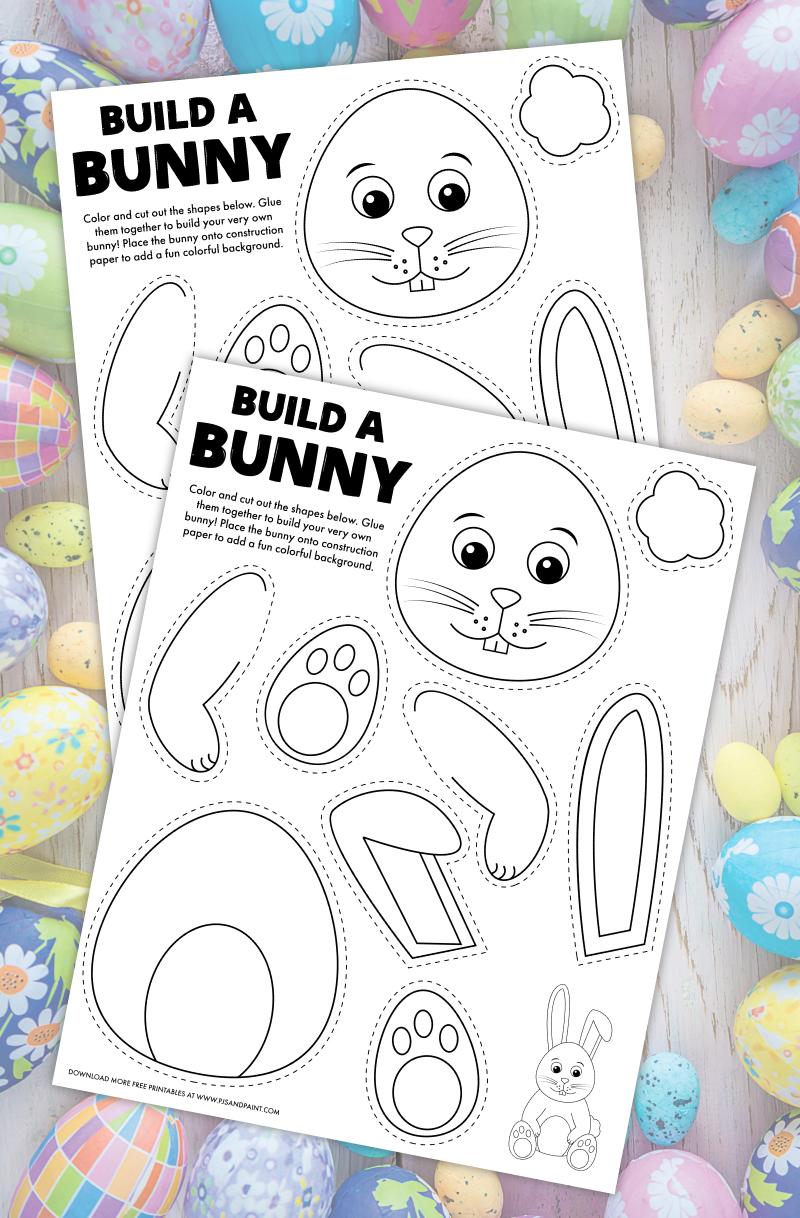 build a bunny