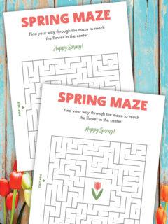 spring maze thumbnail