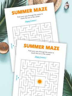 summer maze thumbnail