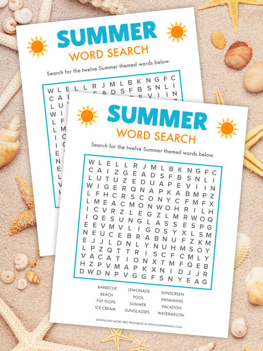 summer word search thumbnail