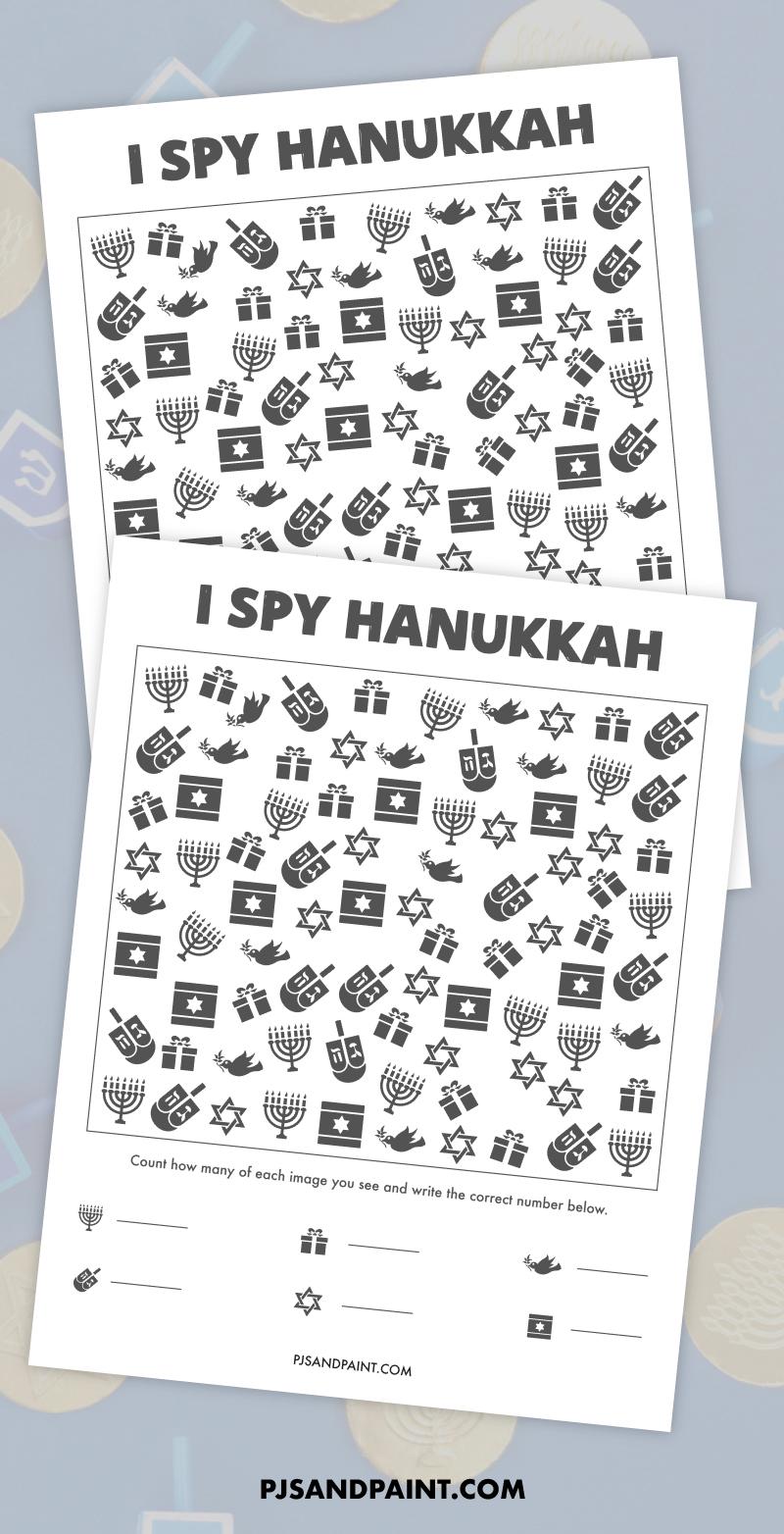 i spy hanukkah 2