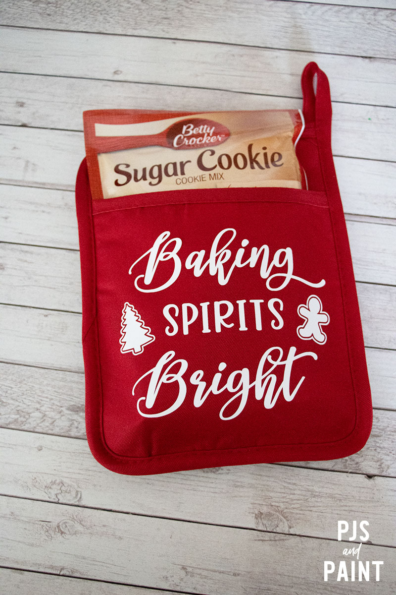 final baking spirits bright
